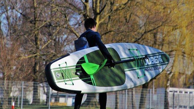 Aufblasbare Stand Up Paddling Board Kaufberatung