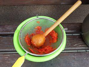 Tomatenmark selber machen