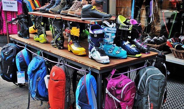 Skischuhtasche Winter