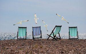 Strandstuhl im Vergleich